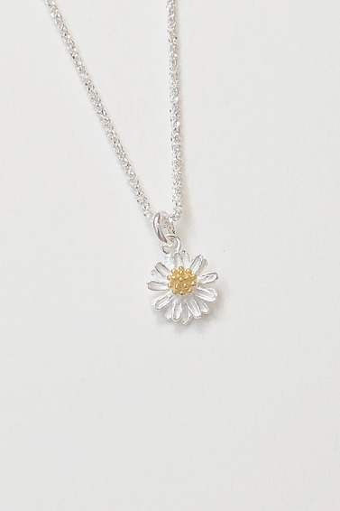 Mini Daisy Necklace Set