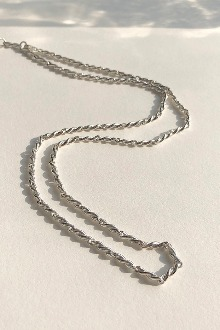 3mm Layered Chain Necklace